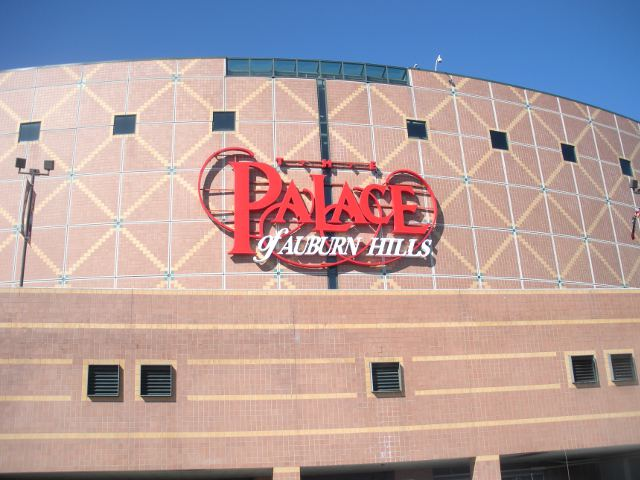 Palace of Auburn Hills: Home of the Detroit Pistons